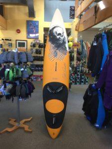 Rush Randle 248 x 52 70 Liter wave board